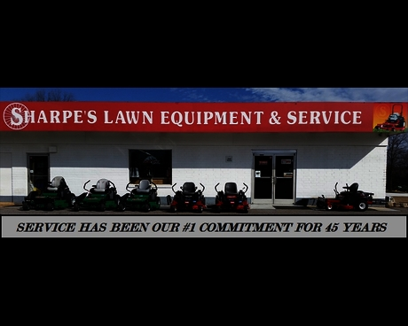 Sharpe's Lawn Equipment