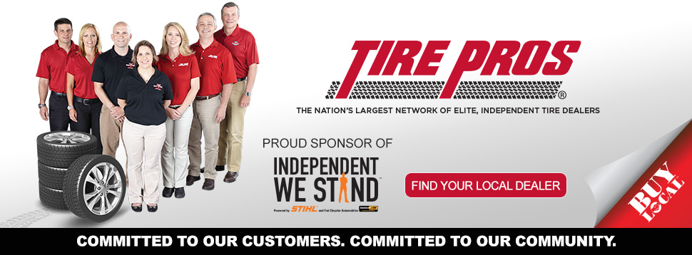Tire Pros commitment