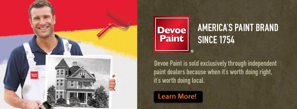 Devoe Paint Slider Final