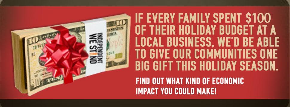 Economic Impact during Holiday