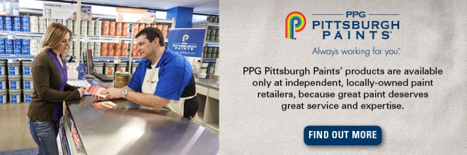 About PPG Pittsburgh Paints