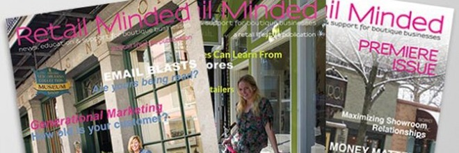 Retail Minded: A Retail Lifestyle Publication