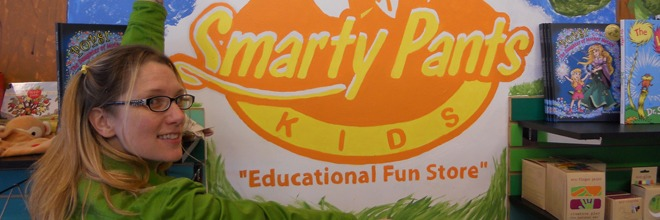 "Smarty Pants Kids – The ""Educational Fun Store"""
