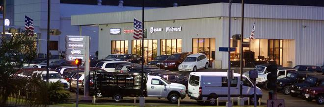 Windward Dodge Chrysler Jeep Serves Special Needs Students