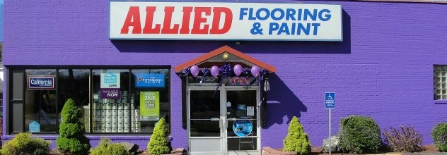 Allied Flooring and Paint Sets an Example for the Community