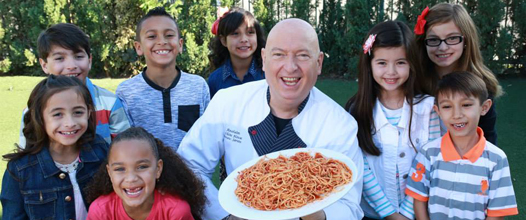 Indie Acts of Kindness: Chef Bruno Serato Feeds Children in Need