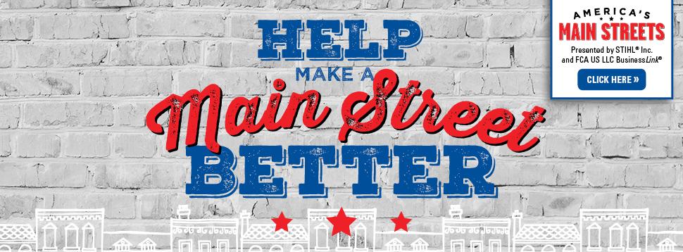America's Main Street Contest