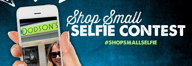 Take a Selfie in Front of Your Favorite SMALL Business and You Could Win BIG