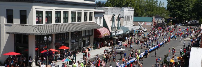 Celebration Continues for Downtown Lynden, Washington