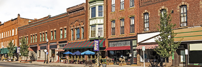 Great American Main Streets Honored by National Trust for Historic Preservation