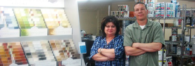 Sedona Paint Center Supports Animal Rescuers