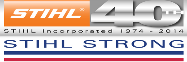 STIHL Celebrates 40 Years of Buying Local