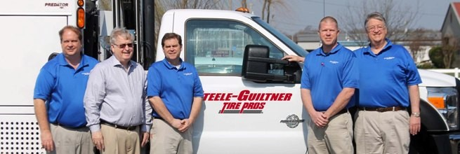 Steele-Guiltner Tire Pros Turns Family Expertise Into Consumer Education