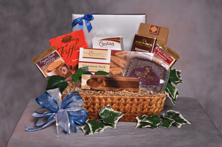 Beautiful gift baskets for all occasions perfect for personal or corporate giving.