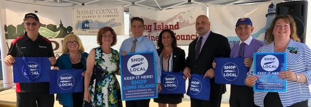 Long Island Local Businesses Send a Timely Message to Amazon