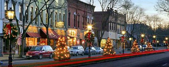 How a Small, Rural Community Thrives with a Strong Main Street