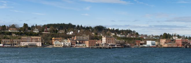Port Townsend Main Street Program Makes the New Year Bright