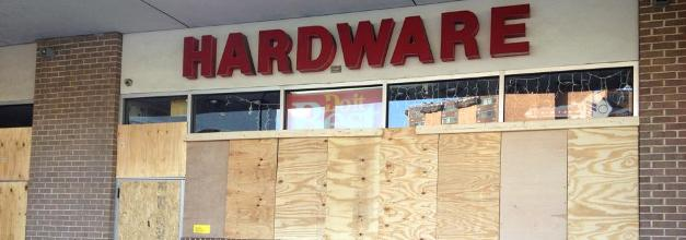 Baltimore Neighborhood Helps Its Favorite Hardware Store Rebuild