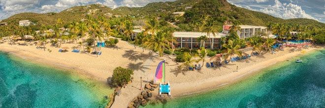 Family-owned Bolongo Bay Beach Resort