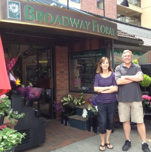 Braodway floral 2