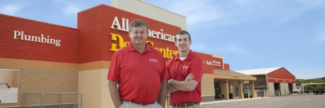 All American Do it Center Shares Its All-American Success Through Giving