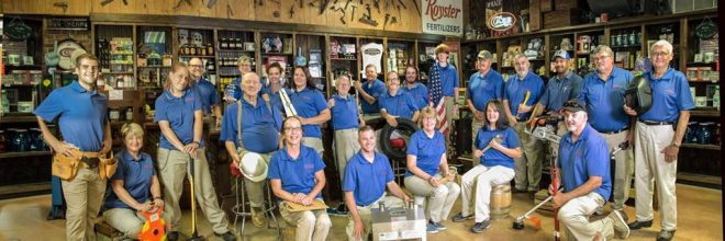 Award-Winning Burney Hardware Makes Giving Back Part of the Policy