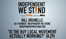Is the Buy Local Movement Actually Working? (:29)