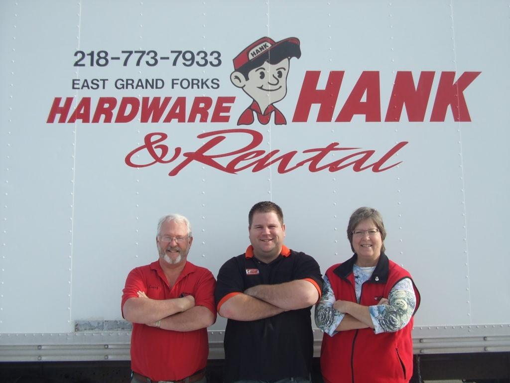 EGF Hardware Hank