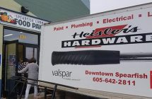 Two Local Hardware Stores Bring the Give-Back Spirit to March