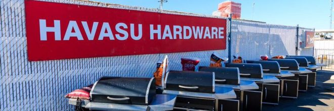 Havasu Hardware Embraces a Town Tradition