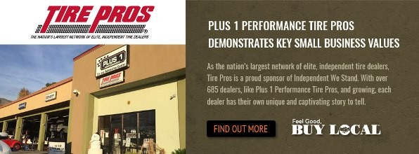 Plus 1 Performance Tire Pros Demonstrates Key Small Business Values In Highland, California