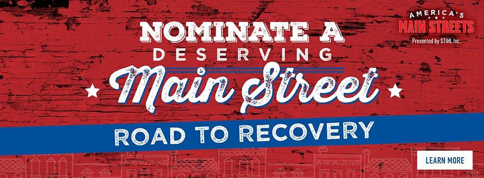 Main Street Contest