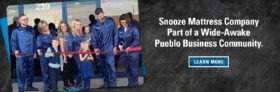 Snooze Mattress Company Part of a Wide-Awake Pueblo Business Community.