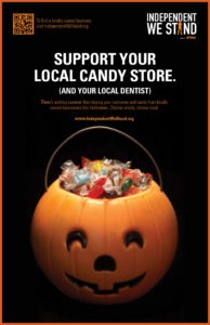 halloween marketing materials