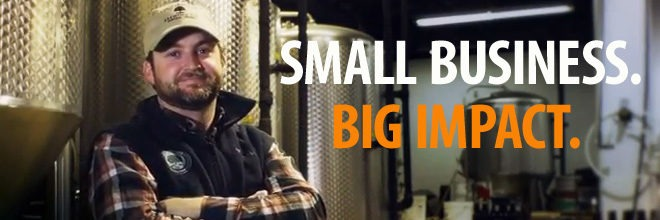 Small Business. Big Impact. Video Debut