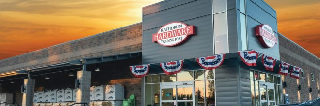 Rathdrum Trading Post Hardware Moves with the Community
