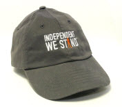 Independent We Stand Hat