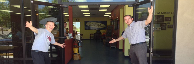 Tim's Place: A Small Business with Big Hugs