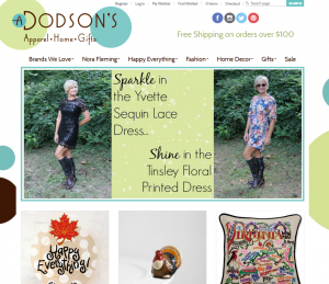 A. Dodson's homepage