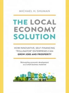 The Local Economy Solution book cover