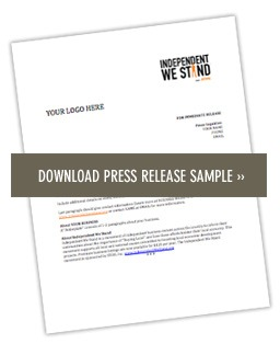 Download Press Release Sample