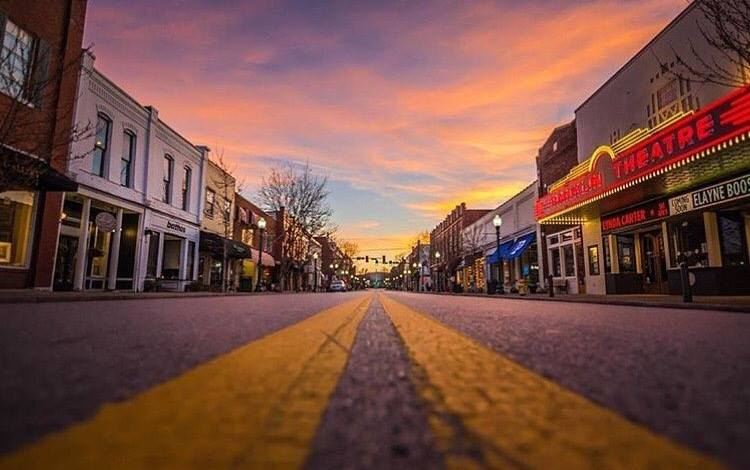 Downtown Franklin Tn >> Downtown Franklin Turns Local History Into A Legacy