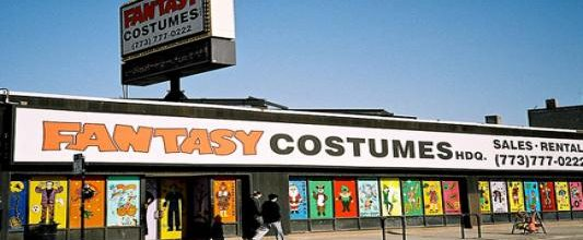 Fantasy Costumes: The Midwest's Largest Costume Shop Is Locally Owned