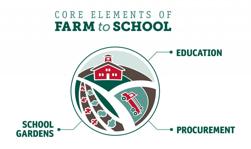 farm to school core elements