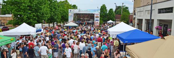 5 Main Street Events to Visit in June
