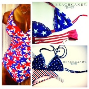 BeachCandy July 4 Swimwear