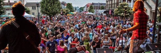 5 Main Street Festivals To Visit In June