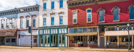 As Commercial Rents Rise, Main Street Gets Bought Out