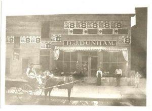 original store in 1908