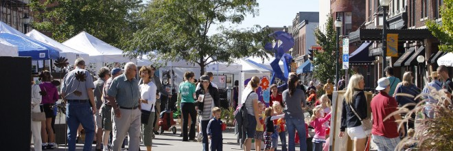 5 Main Street Events to Visit in April